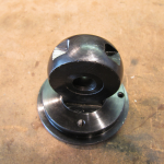Modified Sherline Knuckle For Front / Back Adjustment